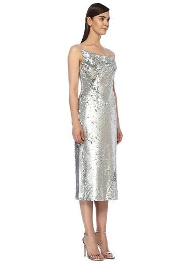 Keepsake Elbise Gümüş